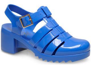 Sandália Feminina Petite Jolie Pj1254 Blue - Tamanho Médio