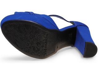e0f0cec4d5 Sandália Via Marte 15-3904 Azul Comprar na Loja online...
