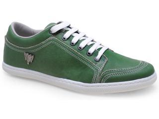 Sapatênis Masculino Cavalera Shoes 13.01.0500 Verde - Tamanho Médio