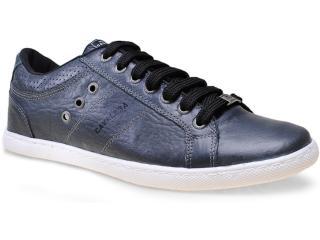 Sapatênis Masculino Cavalera Shoes 13.01.1201 Cinza Envelhecido - Tamanho Médio