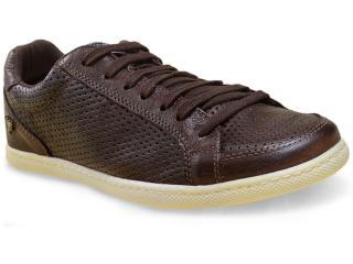 Sapatênis Masculino Cavalera Shoes 13.01.1536 Elvis Café - Tamanho Médio