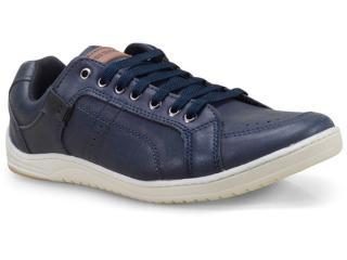 Sapatênis Masculino Ped Shoes 14031-c Marinho - Tamanho Médio