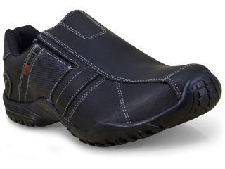 Sapatênis Masculino Ped Shoes 2014-a/13 Preto - Tamanho Médio