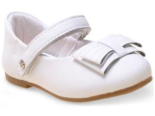 Sapatilha Fem Infantil Bibi 787198 Branco - Tamanho Médio