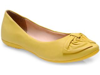 Sapatilha Feminina Bottero 213602 Amarelo - Tamanho Médio