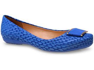 Sapatilha Feminina Bottero 216604 Azul Klein - Tamanho Médio