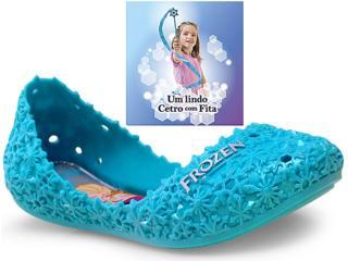 d9aaf9860e Sapatilha Grendene 21401 FROZEN LET IT Azul Comprar na...