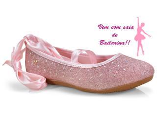 817c75543a Sapatilha Pampili 224.066 Rosa Glace Comprar na Loja...