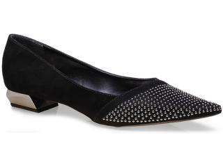 Sapato Feminino Seculo Xxx 1059.20712 Preto - Tamanho Médio