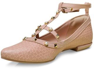 eca647839 Sapatilha Tanara 0066 Nude Comprar na Loja online...