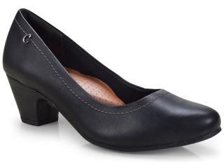 Sapato Feminino Campesi L6132 Preto - Tamanho Médio