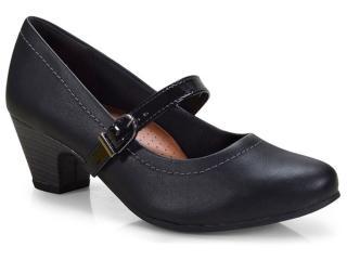 Sapato Feminino Campesi L6134a Preto - Tamanho Médio