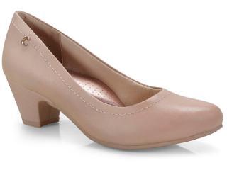 Sapato Feminino Campesi L6132 Natural - Tamanho Médio