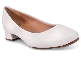 Sapato Feminino Beira Rio 4192100 Branco - Tamanho Médio