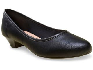 Sapato Feminino Beira Rio 4780210 Preto - Tamanho Médio