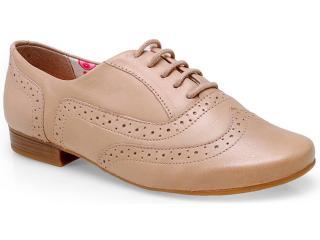 Sapato Feminino Bottero 195501 Brown - Tamanho Médio