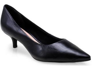 Sapato Feminino Bottero 202421 Preto - Tamanho Médio