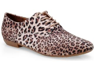 Sapato Feminino Bottero 208004 Jaguatirica - Tamanho Médio
