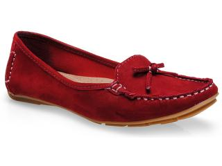 Sapato Feminino Bottero 208202 Rouge - Tamanho Médio