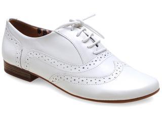 Sapato Feminino Bottero 208801 Branco - Tamanho Médio