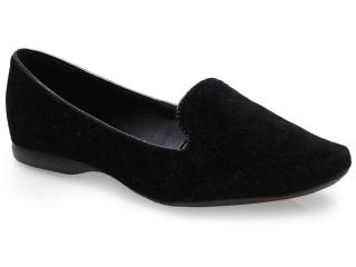 Sapato Feminino Bottero 210502 Preto - Tamanho Médio