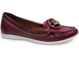 Sapato Feminino Bottero 225502 Bordo - Tamanho Médio