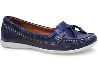 Sapato Feminino Bottero 225501 Marinho - Tamanho Médio