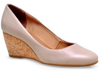 Sapato Feminino Bottero 212245 Bege - Tamanho Médio