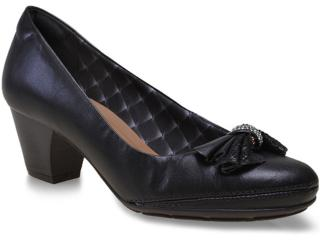 Sapato Feminino Bottero 226107 Preto - Tamanho Médio