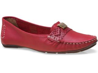 Sapato Feminino Bottero 225604 Rouge - Tamanho Médio