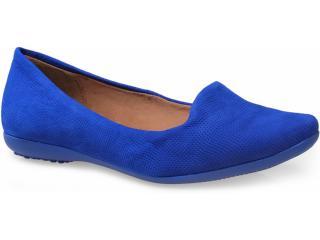 Sapatilha Feminina Bottero 234704 Azul Royal - Tamanho Médio