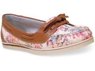 Sapato Feminino Bottero 236601 Rosa/caramelo - Tamanho Médio