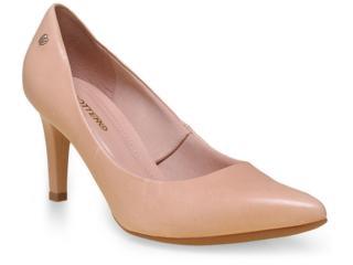 Sapato Feminino Bottero 239421 Nude - Tamanho Médio