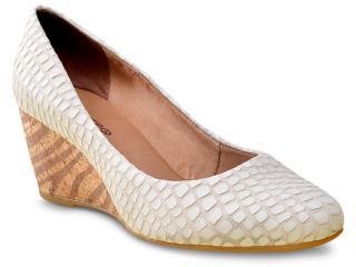 Sapato Feminino Bottero 237302 Off White - Tamanho Médio
