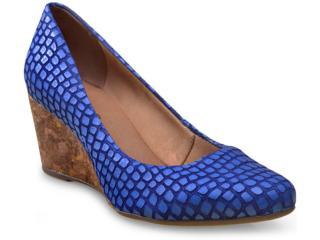 Sapato Feminino Bottero 233205 Azul Klein - Tamanho Médio