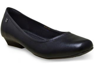 Sapato Feminino Bottero 252201 Preto - Tamanho Médio