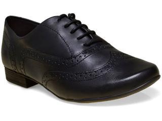 Sapato Feminino Bottero 242501 Preto - Tamanho Médio