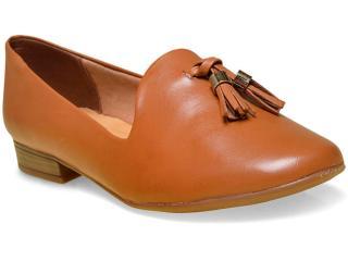 Sapato Feminino Bottero 242504 Caramelo - Tamanho Médio