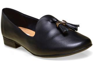 Sapato Feminino Bottero 242504 Preto - Tamanho Médio