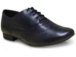 Sapato Feminino Bottero 259401 Preto - Tamanho Médio