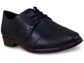 Sapato Feminino Bottero 271202 Preto - Tamanho Médio