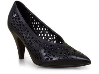 Sapato Feminino Bottero 274605 Preto - Tamanho Médio