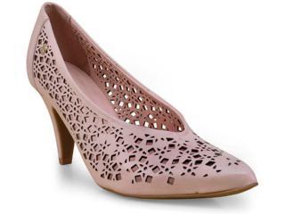 Sapato Feminino Bottero 274605 Rosa - Tamanho Médio