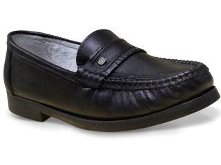 Sapato Masculino Bras America 3095 Preto - Tamanho Médio