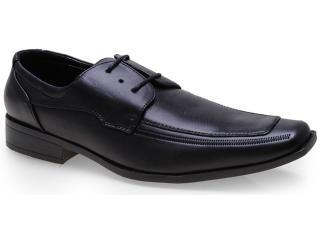 Sapato Masculino Broken Rules 89082 Preto - Tamanho Médio