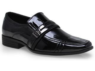 Sapato Masculino Broken Rules 89123 Preto - Tamanho Médio