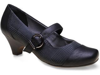 Sapato Feminino Campesi 3994 Preto - Tamanho Médio