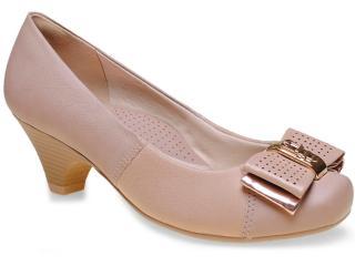 Sapato Feminino Campesi 3993 Amendoa - Tamanho Médio