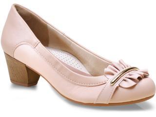 Sapato Feminino Campesi 4613 Pele - Tamanho Médio