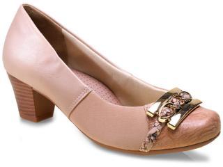 Sapato Feminino Campesi 4871 Natural - Tamanho Médio